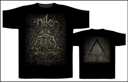 Nile – Call To Destruction Short Sleeved T-shirt