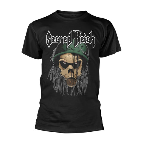 Sacred Reich - OD Short Sleeved T-shirt