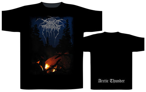 Darkthrone - Arctic Thunder Short Sleeved T-shirt