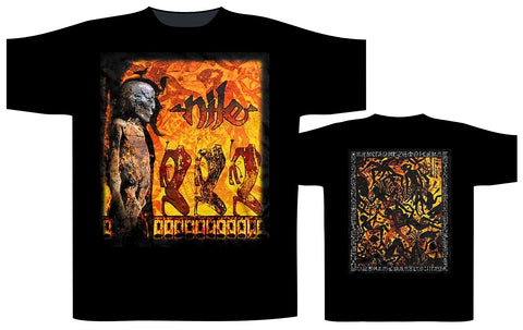 Nile	- Amongst The Catacombs Short Sleeved T-shirt