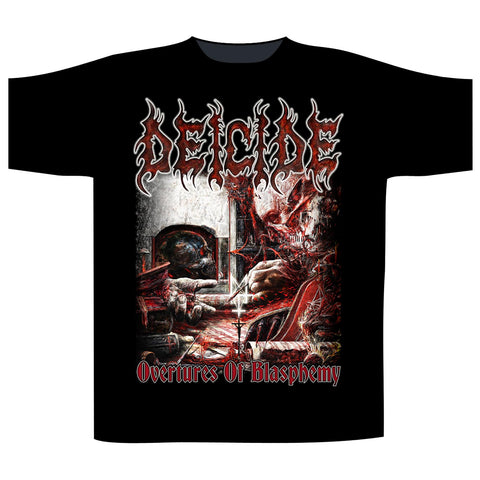 Deicide - Overtures of Blasphemy Short Sleeved T-shirt