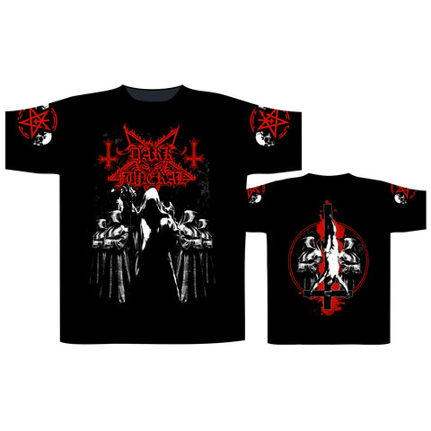 Dark Funeral - Shadow Monks Short Sleeved T-shirt