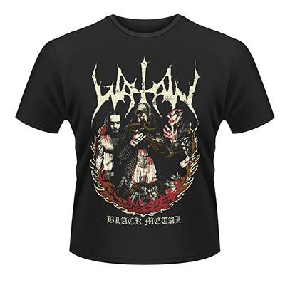 Watain – Lawless Fire Short Sleeved T-shirt - REDUCED PRICE!