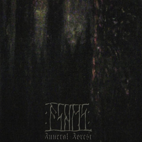 Ashes - Funeral Forest CD