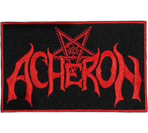 Acheron - Logo Patch