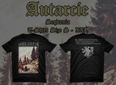 Autarcie -Sequania Short Sleeved T-shirt