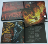Nokturnal Mortum – The Voice of Steel 3 LP Deluxe Black Vinyl Box Set