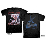 Cannibal Corpse - Tomb of the Mutilated Short Sleeved T-shirt