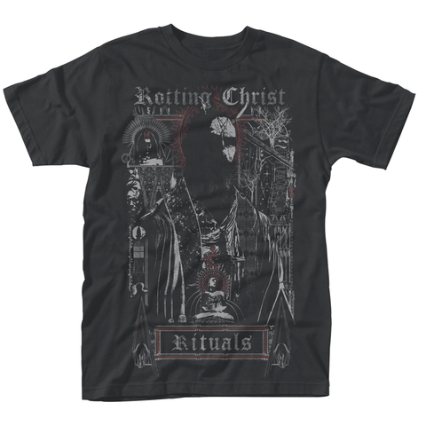 Rotting Christ - Ritual Short Sleeved Tshirt - REDUCED PRICE!!