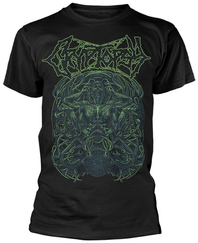 Cryptopsy - Morticole Short Sleeved T-shirt