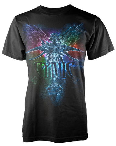 Cynic - Rainbow Short Sleeved T-shirt