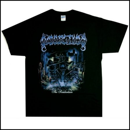 Dissection - The Somberlain Short Sleeved T-shirt