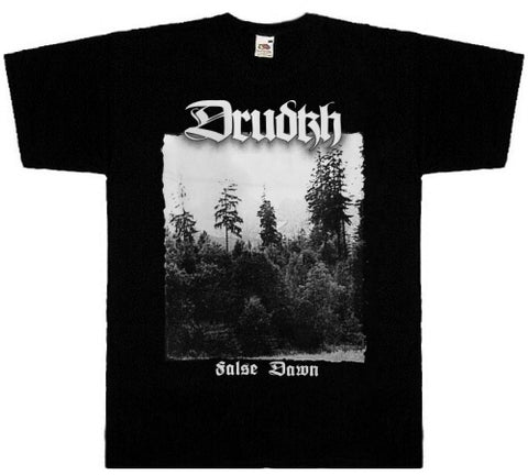 Drudkh - False Dawn Short Sleeved T-shirt