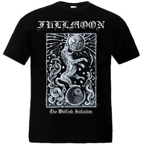 Fullmoon - The Wolfish Initiation Short Sleeved T-shirt