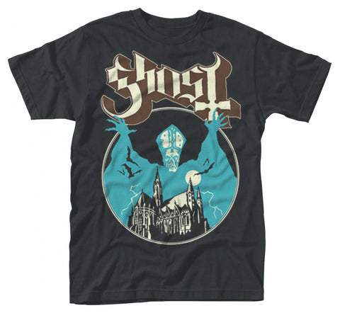 Ghost - Opus Eponymous Short Sleeved T-shirt