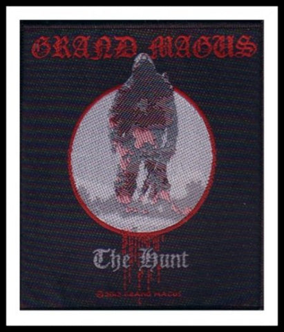 Grand Magus - The Hunt Patch
