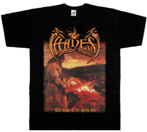 Hades - Dawn Of The Dying Sun Short Sleeved Tshirt