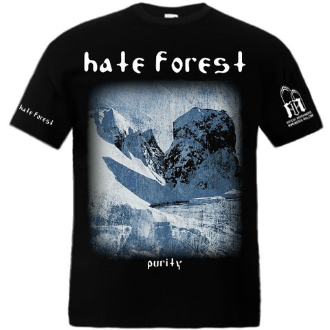 Hate Forest - Purity Short Sleeved T-shirt