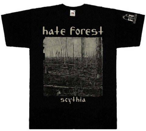 Hate Forest - Scythia Short Sleeved T-shirt