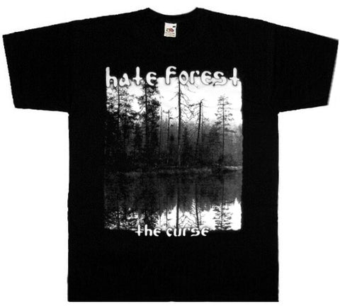 Hate Forest - The Curse Short Sleeved T-shirt