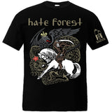 Hate Forest - Poster 1918 Short Sleeved T-shirt