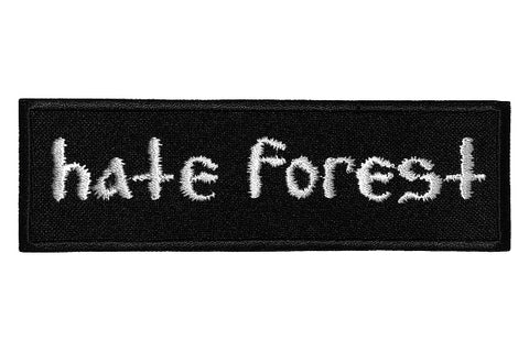 Hate Forest - Logo Patch