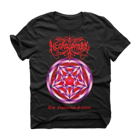 Necrophobic - The Nocturnal Silence Short Sleeved T-shirt