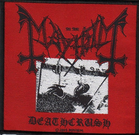 Mayhem - Deathcrush Patch