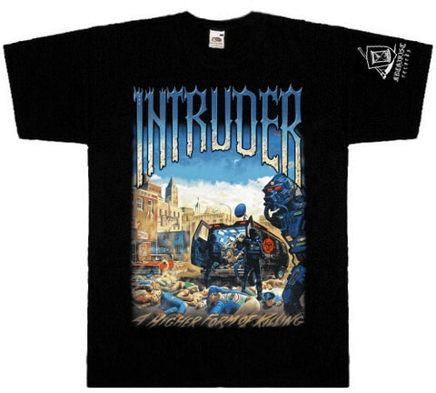 Intruder - A Higher Form of Killing Short Sleeved Tshirt