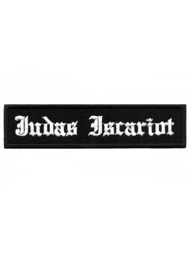 Judas Iscariot - Logo Patch