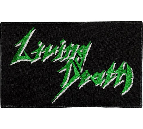 Living Death - Logo Patch