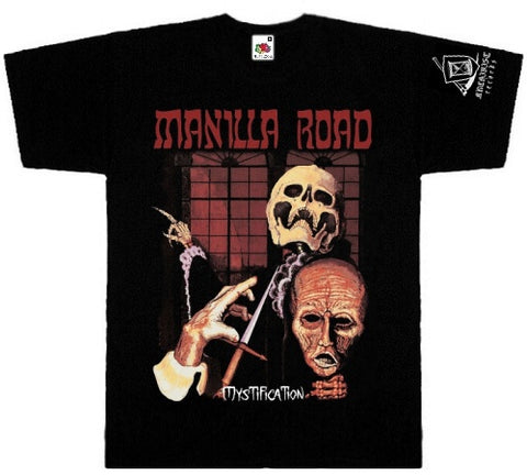 Manilla Road - Mystification Short Sleeved Tshirt