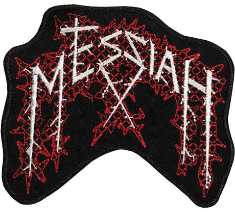 Messiah - Logo Patch