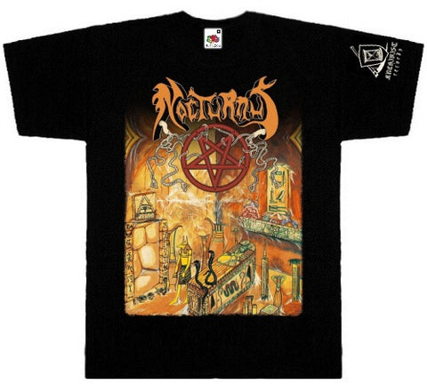Nocturnus - Nocturnus Short Sleeved T-shirt