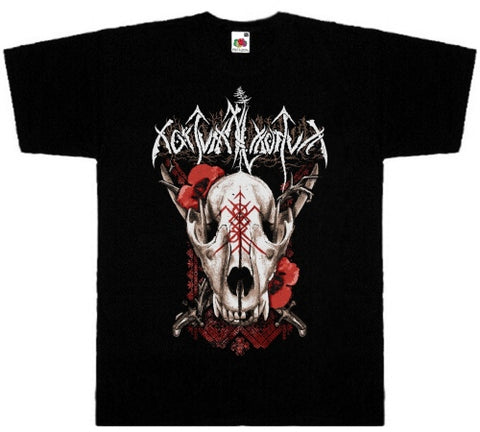 Nokturnal Mortum	- Dubno 2017 Short Sleeved T-shirt