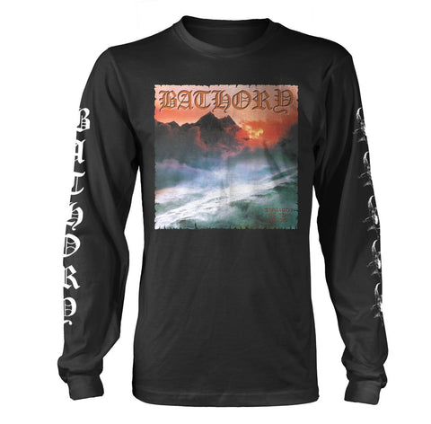 Bathory - Twilight of the Gods Long Sleeve Shirt