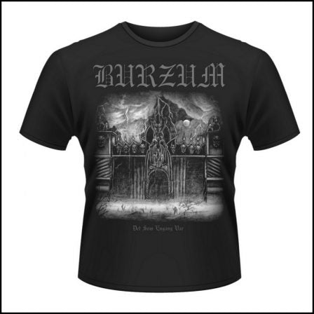 Burzum - Det Som Engang Var 2013 Short Sleeved T-shirt