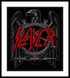 Slayer – Black Eagle Patch