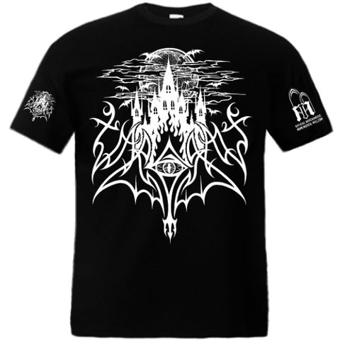 Vargrav - The Glory Of Eternal Night Short Sleeved T-shirt