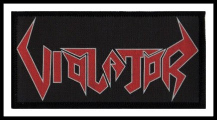 Violator - Logo Patch