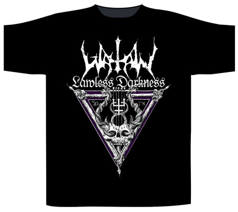 Watain - Lawless Darkness Short Sleeved Tshirt
