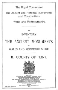 Flintshire: An Inventory of the Ancient Monuments in the County (eBook)