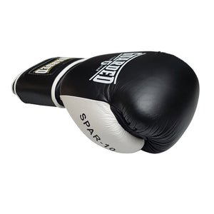 SPAR-10 Boxing Gloves, Black, 16oz