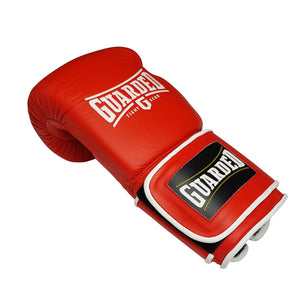 SPAR-10 Boxing Gloves, Red, 16oz