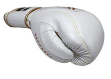 Grenades Boxing Gloves, white, 16oz
