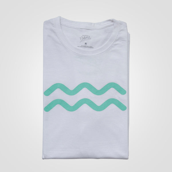 PLAYERA ONDAS MARABASCO