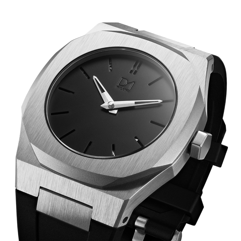A-MC01 D1 Milano Silver Mechanical
