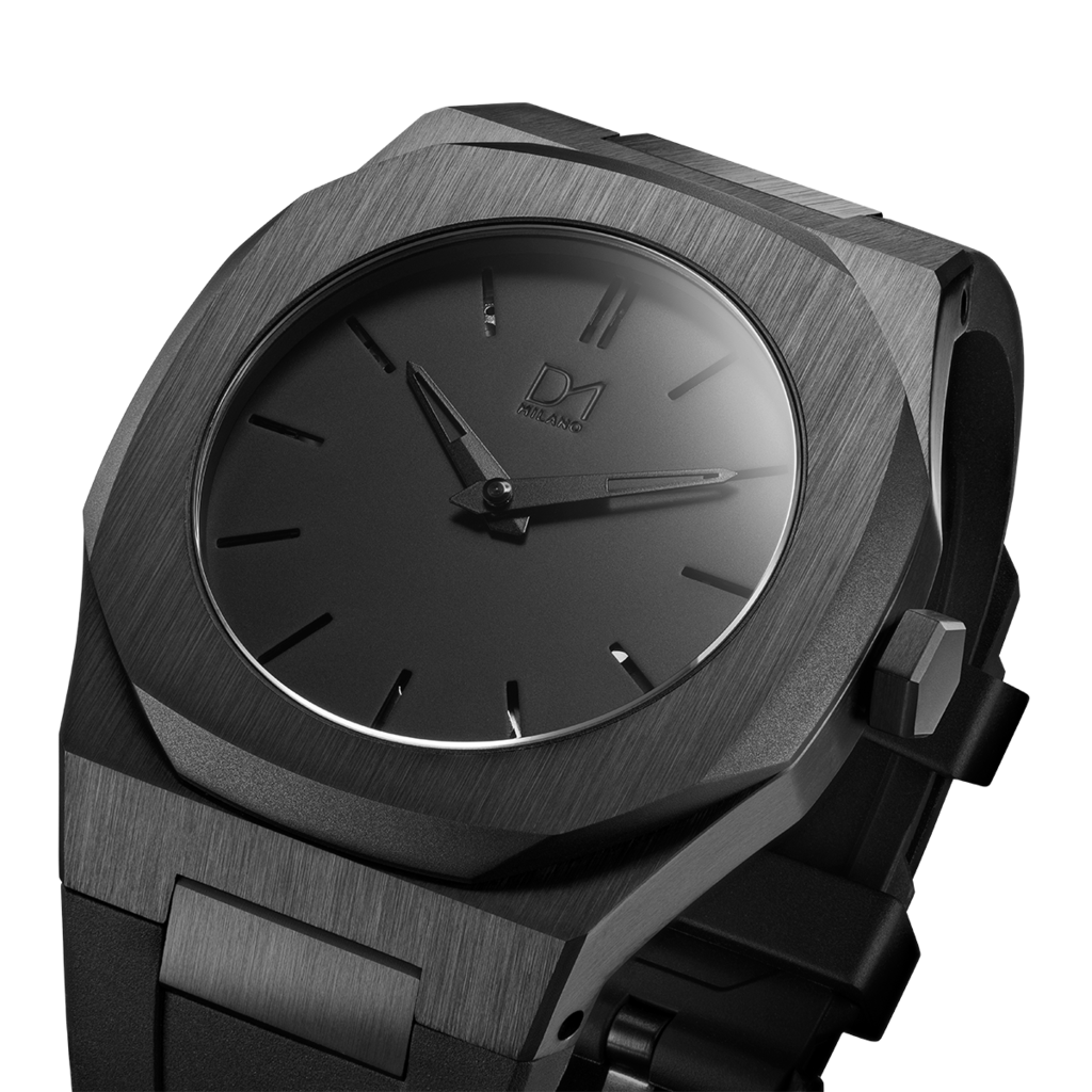 A-MC03 D1 Milano Black Mechanical