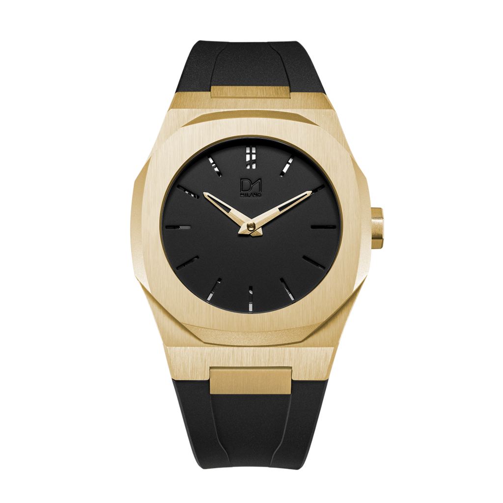 A-MC05 D1 Milano Gold Mechanical