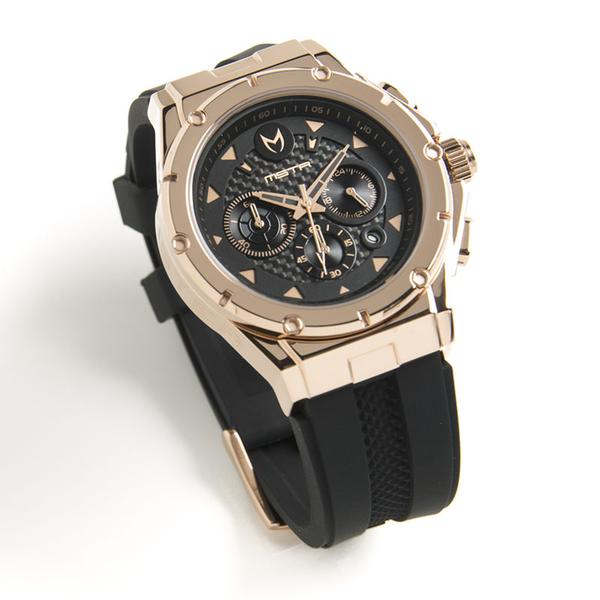 MSTR AM208PRB Ambassador MK3 - Polished Rose Gold & Carbon